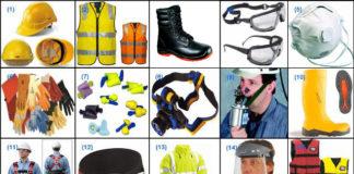 alat keselamatan kerja tambang