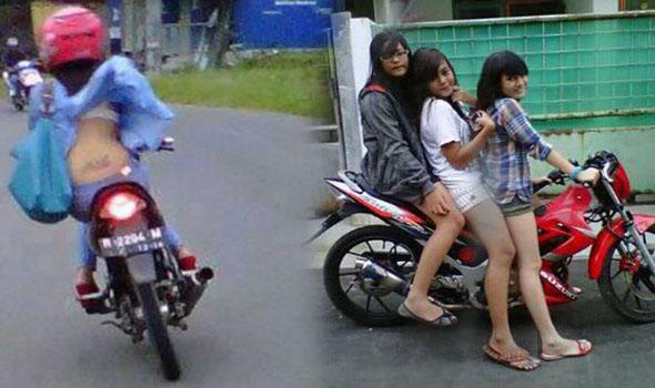 Peraturan Dan Keselamatan Berkendara Sepeda Motor Di Jalan Raya