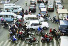 disiplin berlalu lintas dijalan raya