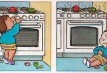 keselamatan di dapur