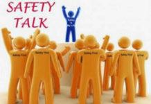 pengertian safety talk