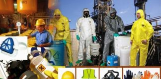 Bekerja Aman di Pabrik Kimia