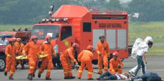 latihan penanggulangan keadaan darurat