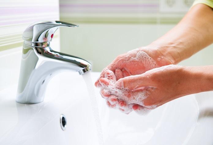 pengaruh sanitasi area kerja higiene perorangan terhadap keselamatan kerja