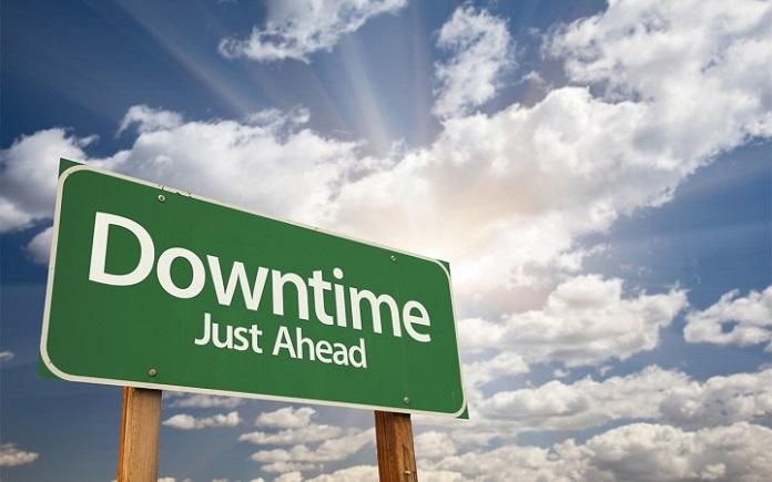 penjelasan downtime