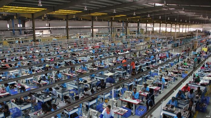 penyakit akibat kerja di pabrik sepatu
