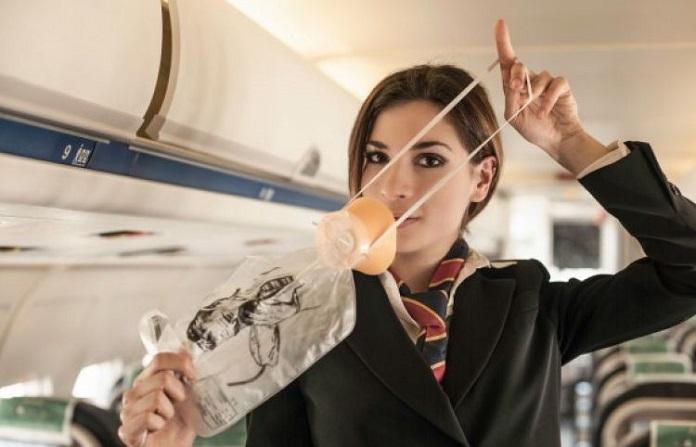 prosedur keselamatan dalam pesawat