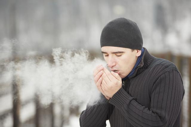 tanda tanda bahaya bekerja di suhu dingin