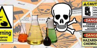 bahan bahan kimia berbahaya