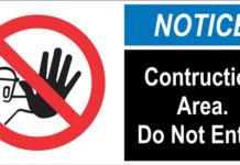 memahami pentingnya safety sign di tempat kerja