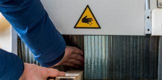 identifikasi faktor-faktor bahaya di tempat kerja