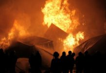 klasifikasi potensi potensi bahaya kebakaran