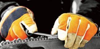 jenis safety hand gloves