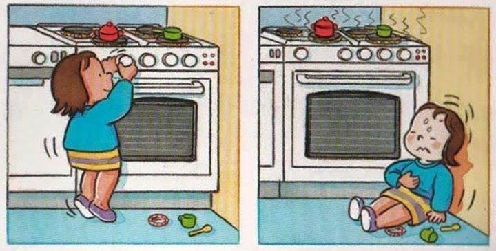 5 Tips Keselamatan Untuk Di Dapur Rumah