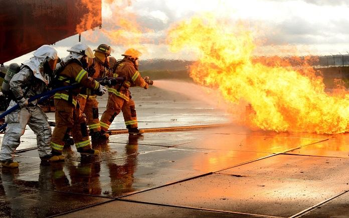 prosedur penanganan kebakaran dan keadaan darurat