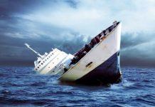 langkah menyelamatkan diri saat berada di kapal tenggelam